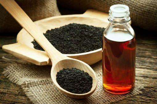 calvitie huile de nigelle