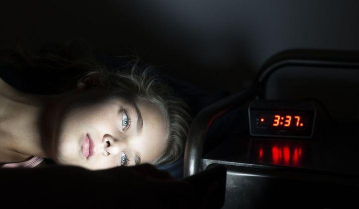 manque sommeil jeune