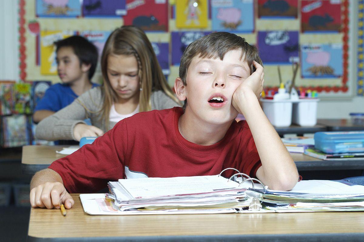 consequences insomnie enfants