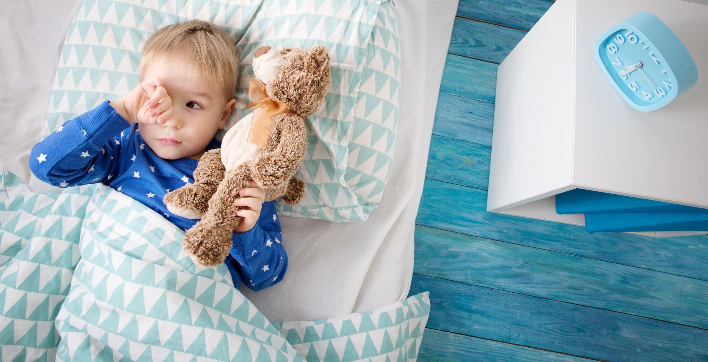 troubles sommeil enfant definition